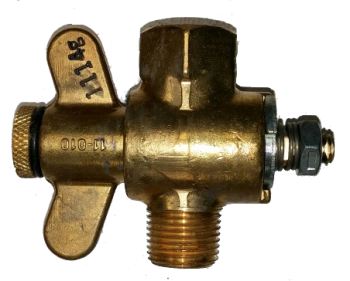 Gas Throttling Valves