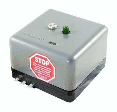 Honeywell RA890F1338 120 Vac Protectorelay