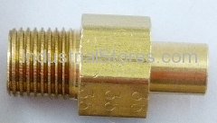 Reznor 11831 Orifice Plug #35 Brass