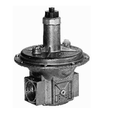 Dungs 058-446 Stand Alone Pressure Regulator 500 MBAR FRS 515 1-1/2 RP