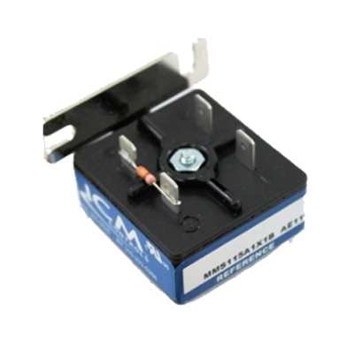 York S1-02418220900 Time Delay Relay 115V 1-Second Normally Open