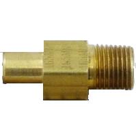 Reznor 96344 Orifice Plug 1.65 mm Brass