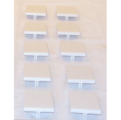 Johnson Controls TE-67D0-602 Door Replacement Kit (Pack of 10)