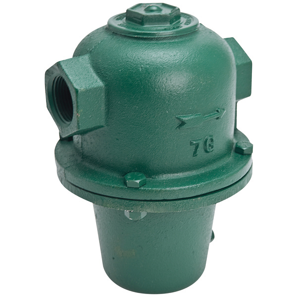 Watts 0036119 Float & Thermostatic Steam Trap 1-1/2""