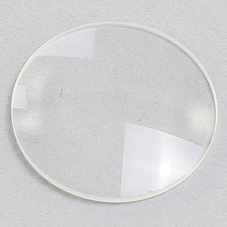 "Fireye 46-58 Quartz Lens for 60-1290 1/2"" Union"