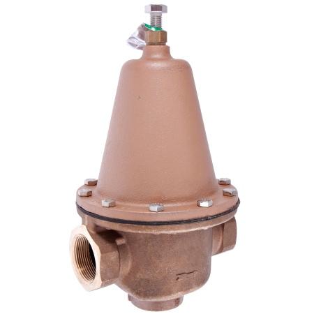 """Watts 0298555 High Capacity Water Pressure Reducing Valve 1 1/4"""" LF223-B"""