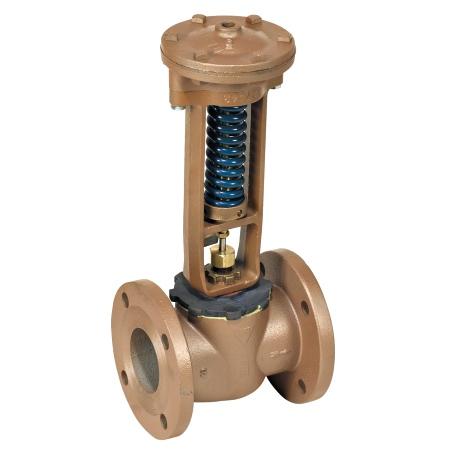 """Watts 0009905 High Capacity Water Pressure Reducing Valve 3"""" LFF127W-206"""