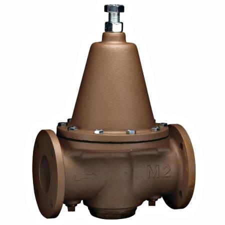 "Watts 0298621 Super Capacity Water Pressure Reducing Valve 3"" LFN223FM2-S"