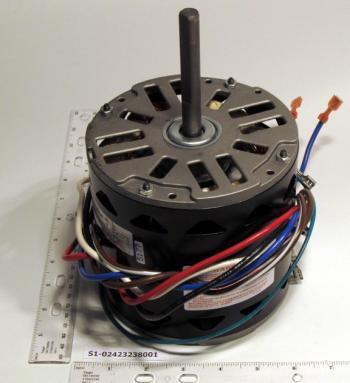 York S1-02423238001 Blower Motor 1HP 115V 1075 RPM 1-Phase