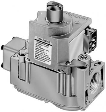 Honeywell VR8305P2224 24V Dual Direct Ignition Gas Valve With Set Opening