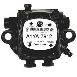 Suntec A1YA7912 Single Stage Oil Pump (1725 RPM)