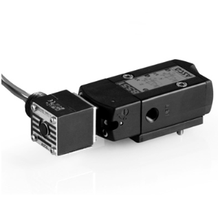 "Asco HT8551G401MMS Pilot Operated Inline Spool Valve High Temperature 1/4"" NPT"