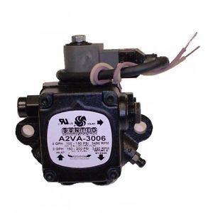 Suntec A2VA3006 3450RPM Single Stage Oil Pump