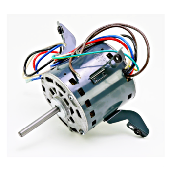 Heil Quaker 1186889 Blower Motor 3/4Hp 115V 1-Phase 3-Speed 1075RPM