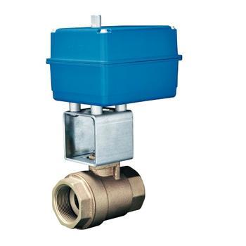 Watts 0123439 Electric Motor Valve LFEMVII6400SS-115-8 1/4