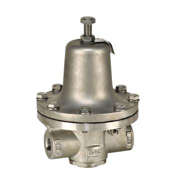 "Watts 0842090 Stainless Steel Steam Pressure Regulator 3/4"" 10-30psi 152SS"