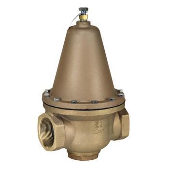 "Watts 0298605 Lead Free Water Pressure Reducing Valve 2 1/2"" LFN223M2-B-G"