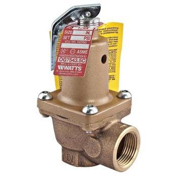 "Watts 0121573 Pressure Relief Valve 2"" LF174A-135"