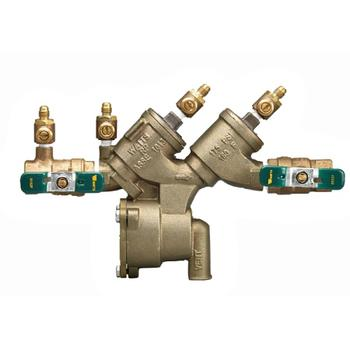 """Watts 0122681 Lead Free Reduced Pressure Zone Assembly 2"""" (LF919-QT-S-AG)"""