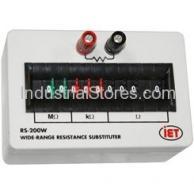 IET RS-200W Wide Range Resistance Substituter
