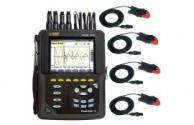 AEMC 2136.32 PowerPad&reg III Power Quality Analyzer with Current Probes
