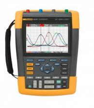 Fluke 190-502-AM Scopemeter 500 Mhz 2-Channel