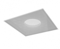 """Titus PAR-FR30612X12-165 Diffuser 12"""" x 12"""" with 6"""" Fire Rated Duct"""