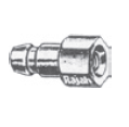 """Rajah E9-BS-6-32 Base Stud with 6-32 Threads for Electrode Wire 1/8"""" (10-pack)"""