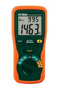 Extech 380260 Autoranging Digital Megohmmeter, 1000V