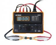 Extech 380460 Portable Precision Milliohm Meter, 110VAC
