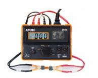 Extech 380462-NIST Precision Milliohm Meter with NIST Traceable Certificate, 220VAC
