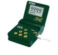 Extech 433201-NIST Multi-Type Calibrator Thermometer with NIST Traceable Certificate, 115V