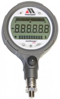Meriam MPG7000 Plus Digital Pressure Gauge, 0-1000 PSIG