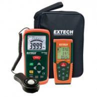 Extech LRK15 Lighting Retrofit Kit with Power Clamp Meter