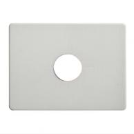 "Automated Logic ALC/ADP-525-7-WMW Wall Adapter Plate 5.25""X7"" Warm White"