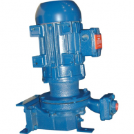 Shipco 106D-1PH Cast Iron Bronze Fitted Centrifugal Pump & Motor Assembly 1/2Hp 120V 1-Phase