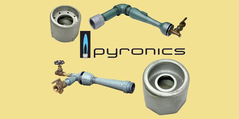 Pyronics